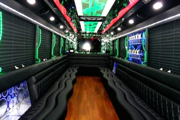 20 Person Party Bus 1 Arlington