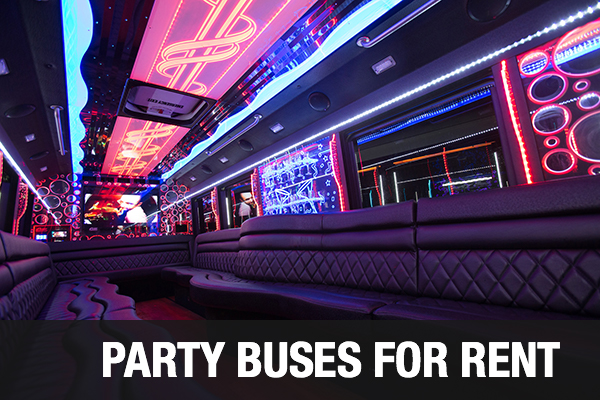 Party Bus Arlington