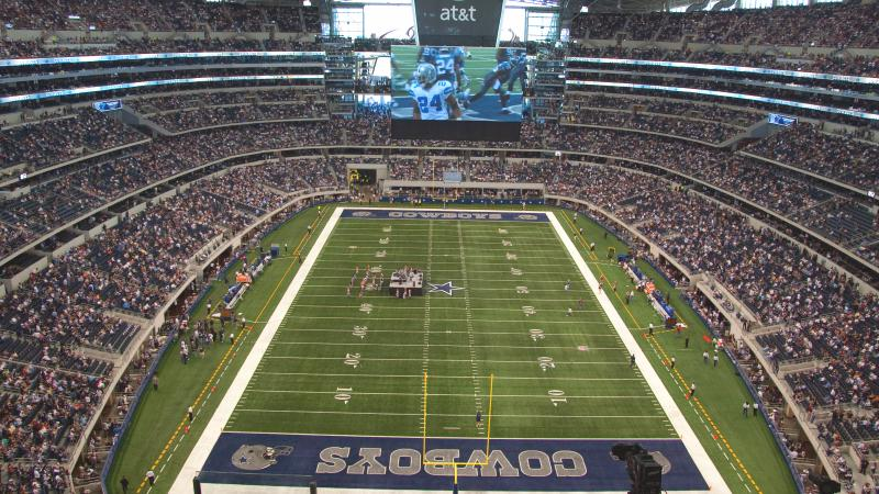 Shuttle service added for college games at Cowboys Stadium ...